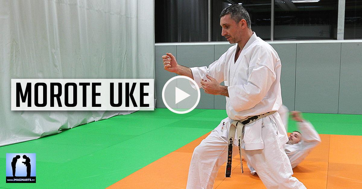 Morote Uke et Réalisme - Karaté [vidéo]