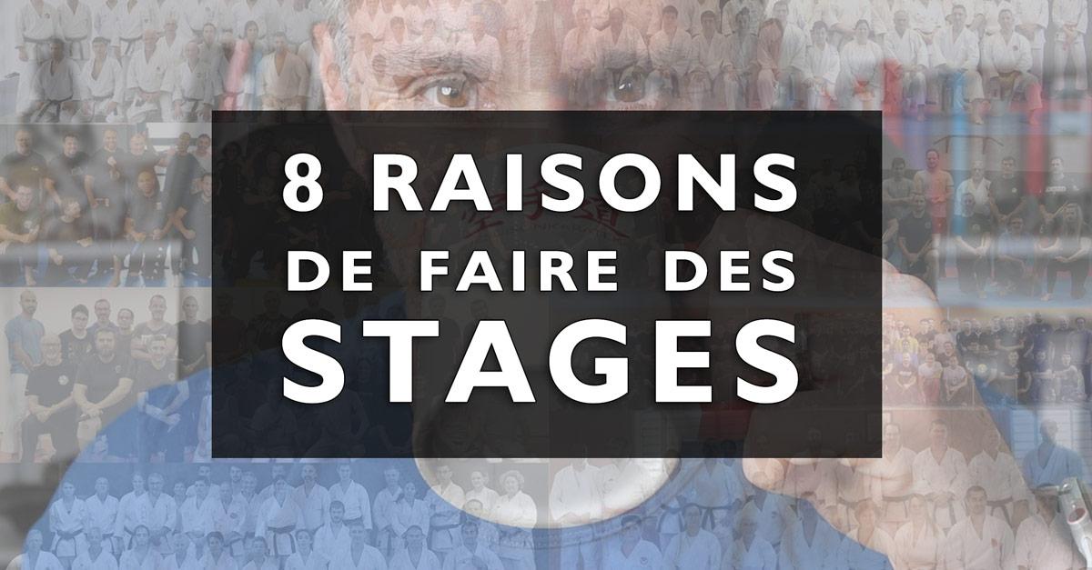 8 Raisons de faire des Stages [vidéo]