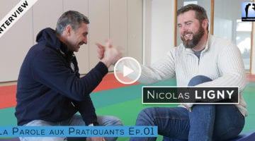 Nicolas Ligny - interview arts martiaux avec Lionel Froidure
