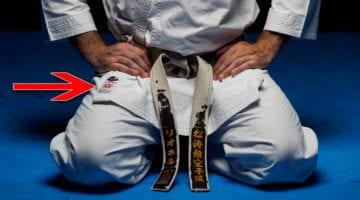 kimono karate seishin en promo soldes