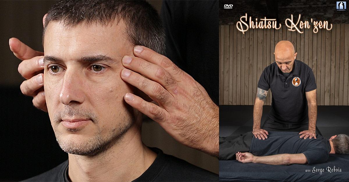 Shiatsu Ken' Zen avec Serge Rebois