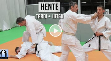 Karate Hente avec Lionel froidure