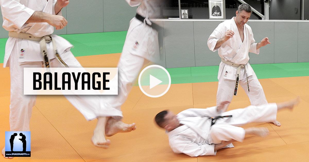 Balayage sur Mae Geri [vidéo]
