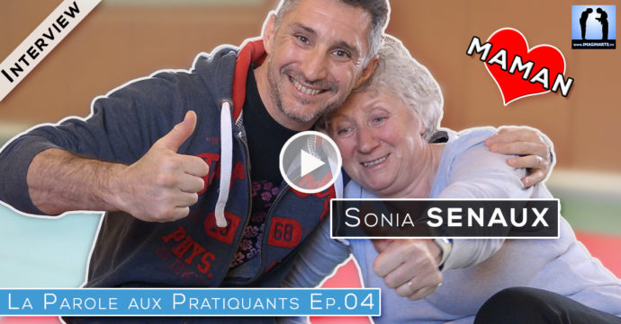 interview Sonia Senaux Karate