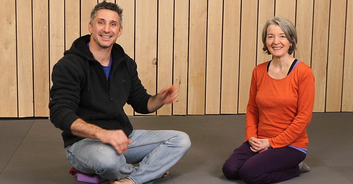 Interview Catherine Bellières – Professeur de Yoga