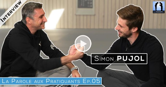 Interview Simon Pujol - Goshinkai