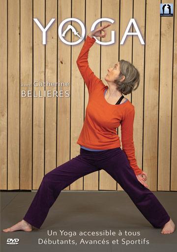 DVD Yoga pour débutants et sportifs