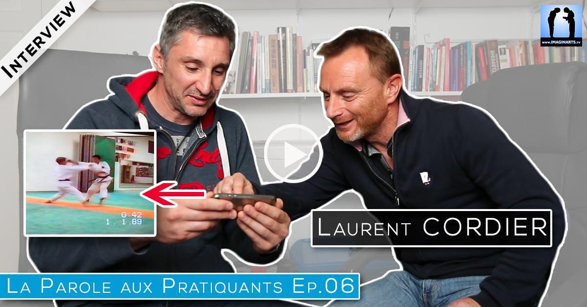 Interview Laurent Cordier – La Parole aux Pratiquants Ep.6