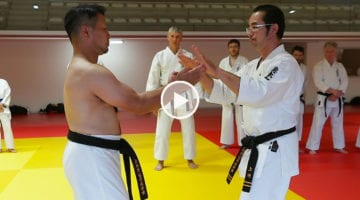 Kansho Uechi - vidéo Karate Uechi Ryu