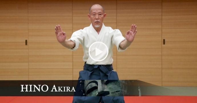 Hino Akira sensei - vidéo interview