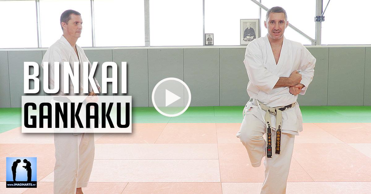 Bunkai Gankaku – Karate
