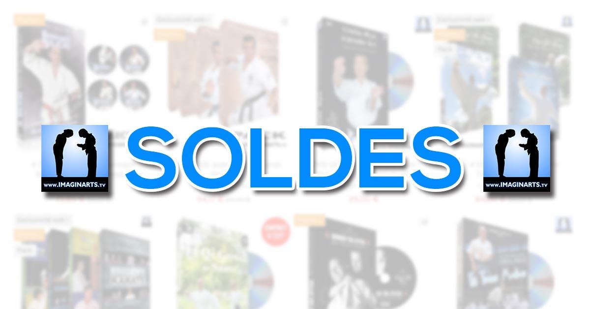 Soldes été 2019 – DVD & Streaming Arts Martiaux