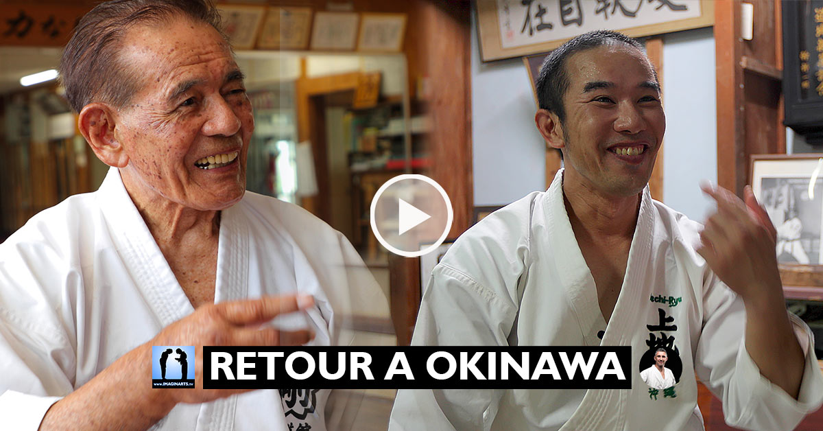 Retour à Okinawa [vidéo]
