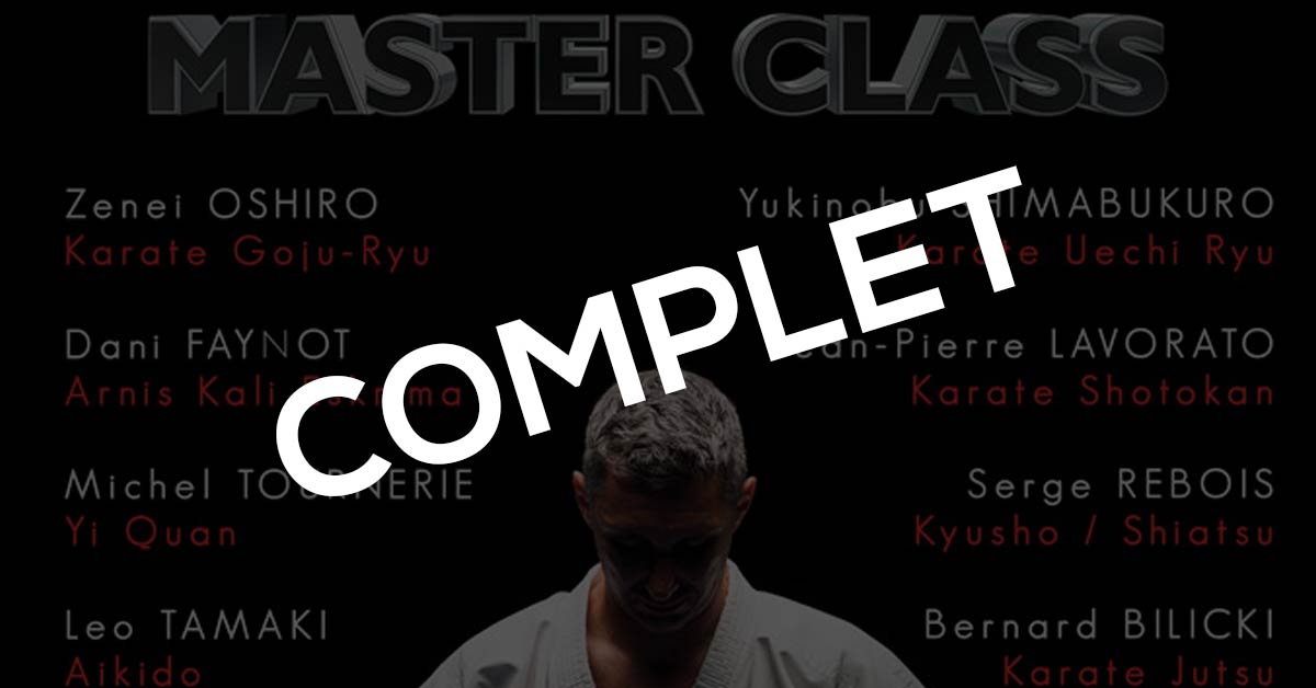Masterclass COMPLET