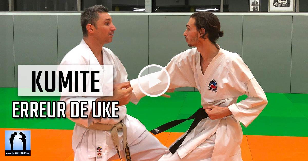 Kumite - Problème de Temps - karaté [vidéo]