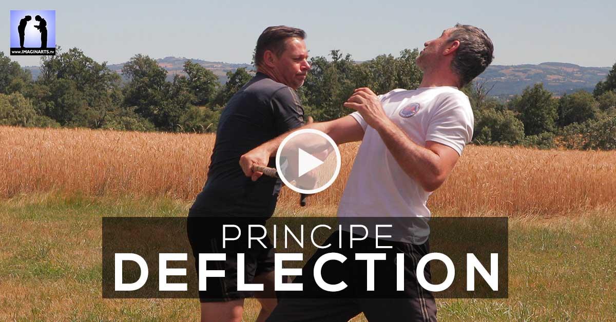 Principe de DEFLECTION en Arnis Kali [vidéo]