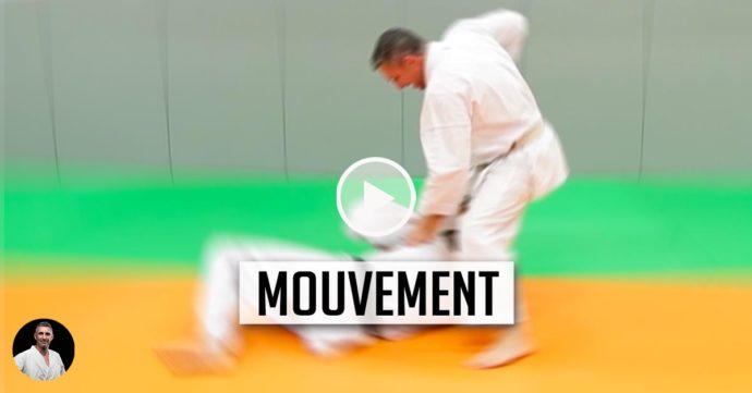 video : conseil - rester en mouvement en karaté avec Lionel froidure