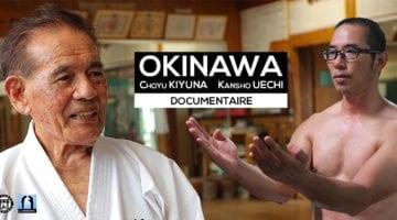 okinawa karate choyu kiyuna kansho uechi interview