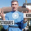 karate élastiques