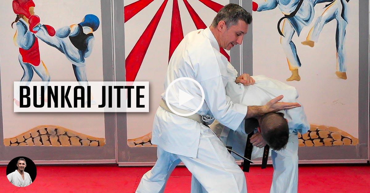 Bunkai Jitte – Karate