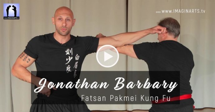 Sifu Jonathan Barbary - Fatsan Pakmei Kung Fu vidéo