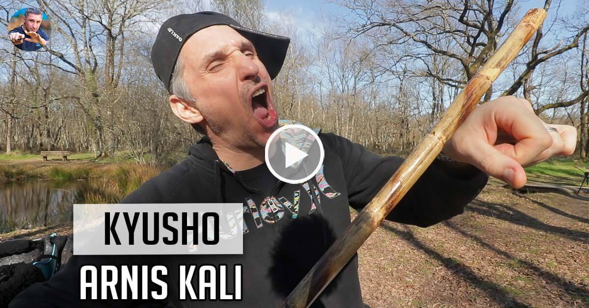 Kyusho et Arnis Kali - Coup de gueule