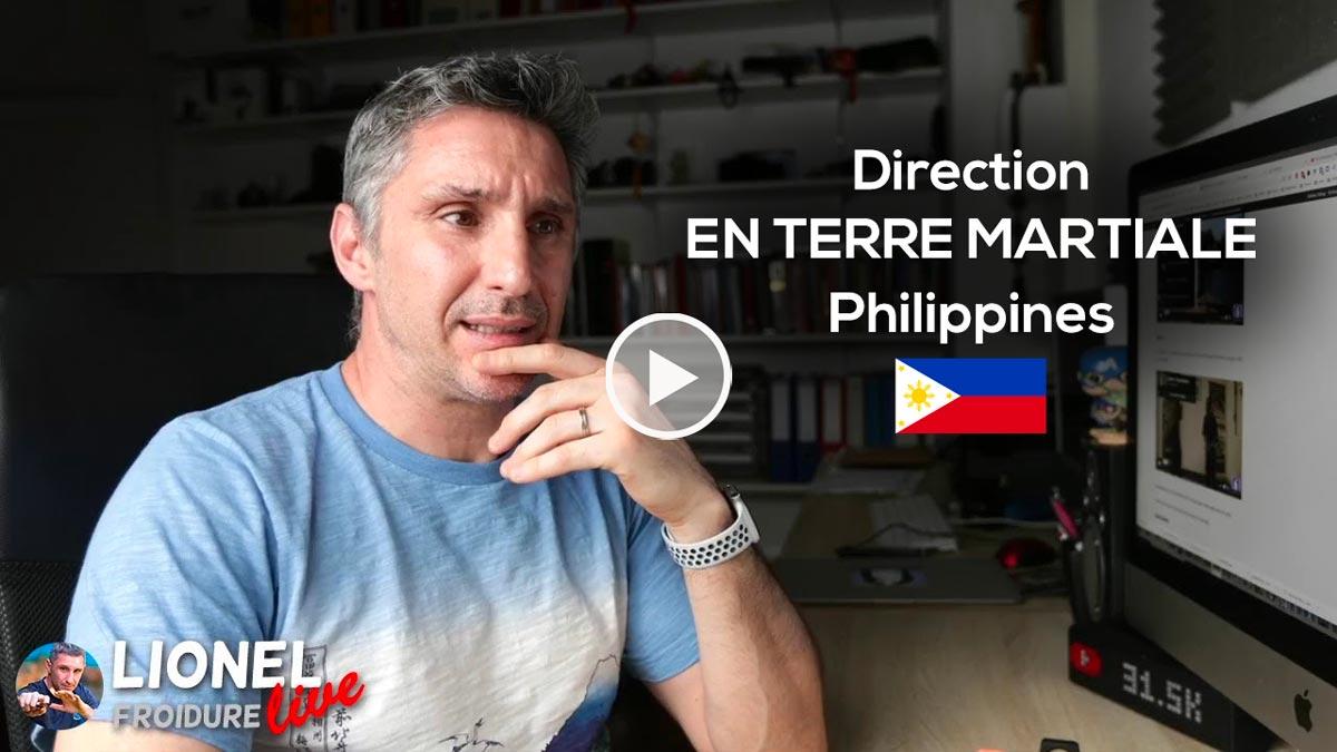 [live] Voyage au coeur des Philippines – En Terre Martiale