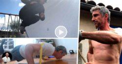entraînement karate à la maison - Lionel Froidure - COVID19