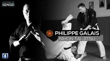 Philippe Galais - Nihon Tai Jitsu - Interview vidéo