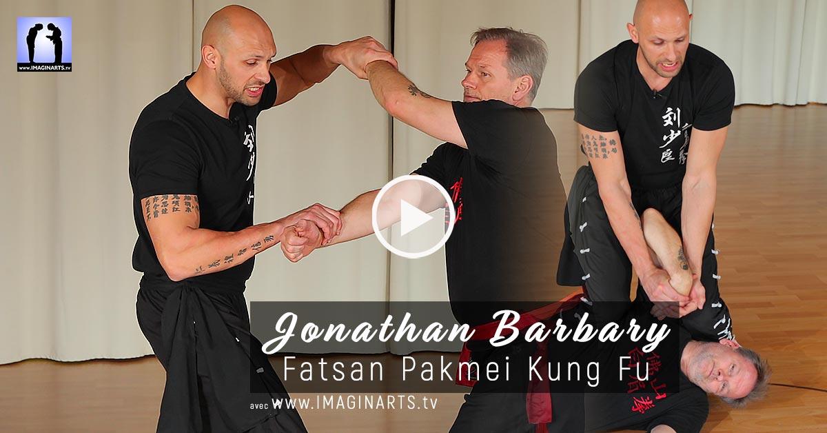 Jonathan Barbary – Fatsan Pakmei Kung Fu [ep.3]
