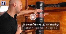 jonathan barbary pakmei mannequin de bois vidéo