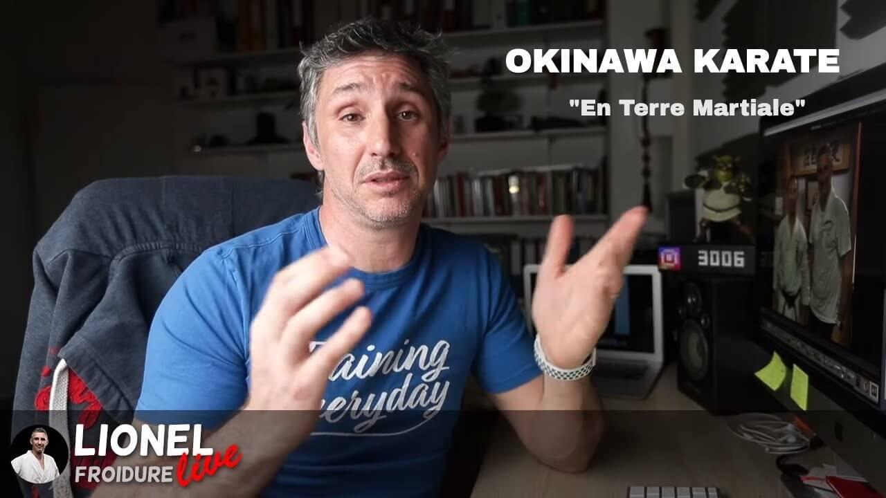 [live] Okinawa le berceau karaté - Voyage En Terre Martiale