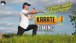 augmente ta réactivité - améliore ton timing karate