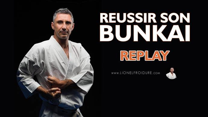 Réussir son Bunkai Karate