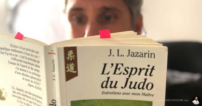 Livre Esprit du Judo de JL Jazarin