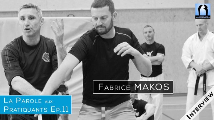 Fabrice Makos : Karate Shotokan Krav-Maga Mouthe