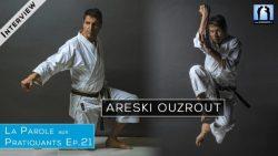 areski ouzrout - karate interview