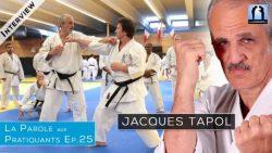 Jacques Tapol : interview karate compétition + conseils techniques
