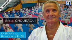 Serge Chouraqui - Interview Karate