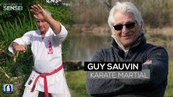 Interview de Guy Sauvin, pionnier du karaté en France