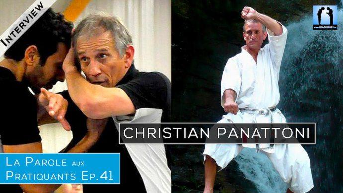 Christian Panattoni - Karate Défense System - Interview