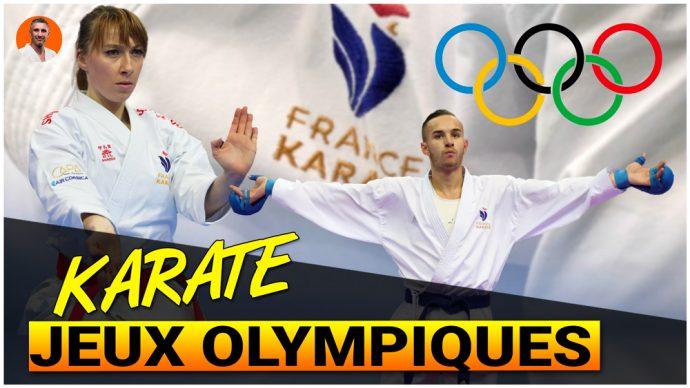 programme jeux olympiques karate tokyo 2021