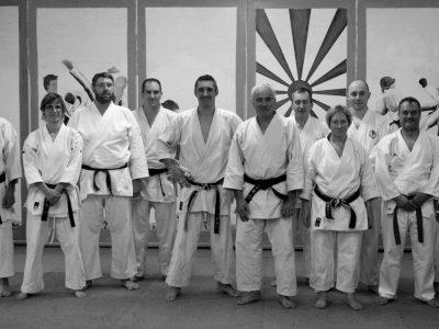 stage avec Lionel Froidure au Shaolin