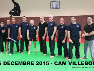 equipe Arnis Kali Doblete Rapilon Paris